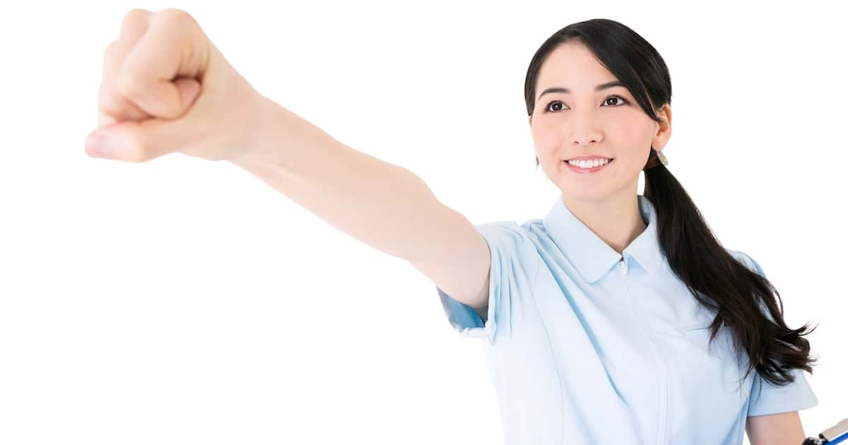 出会い系で童貞を卒業する_看護師国家試験