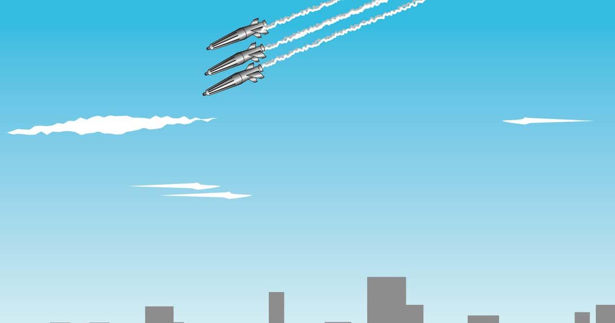 北朝鮮が弾道ミサイルを発射か